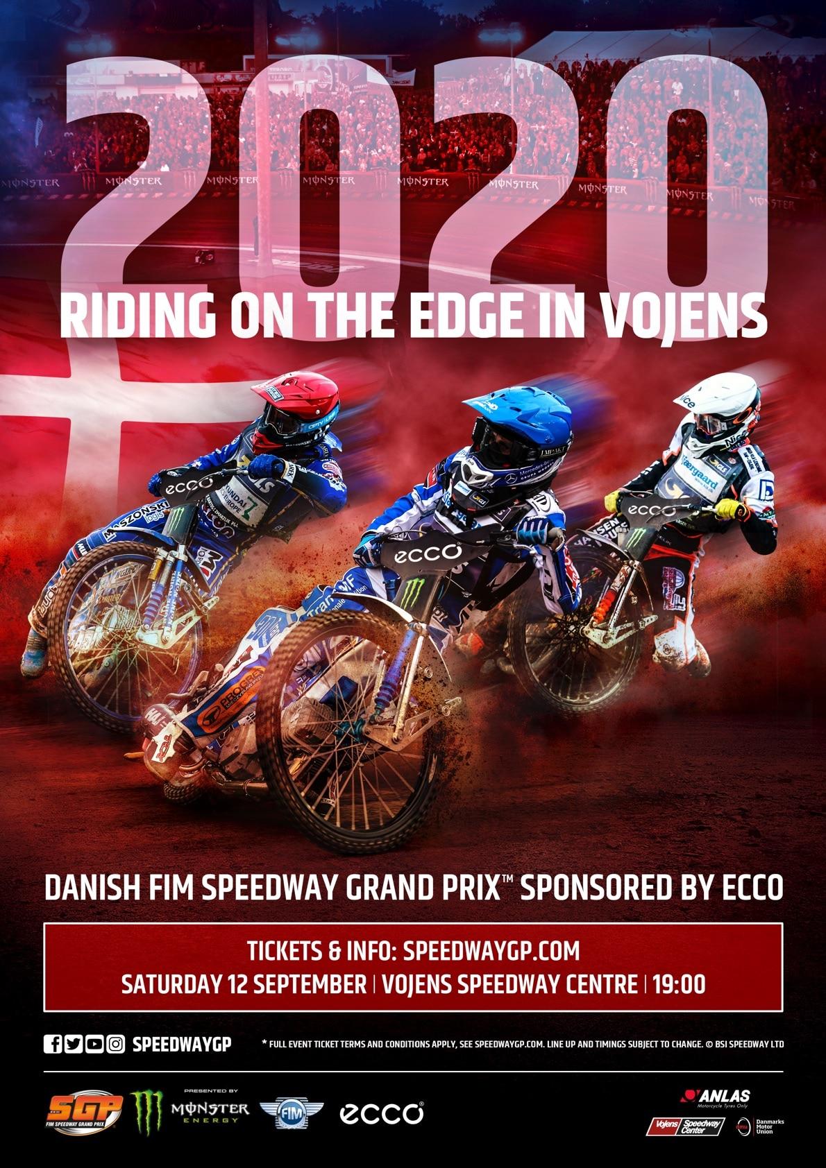 2020 Danish FIM Speedway Grand Prix Sponsored By ECCO