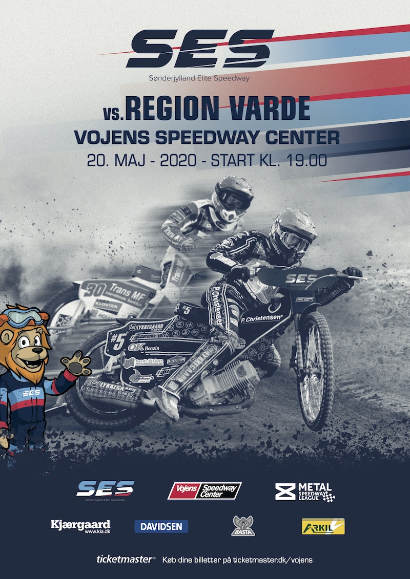 SES vs. Region Varde