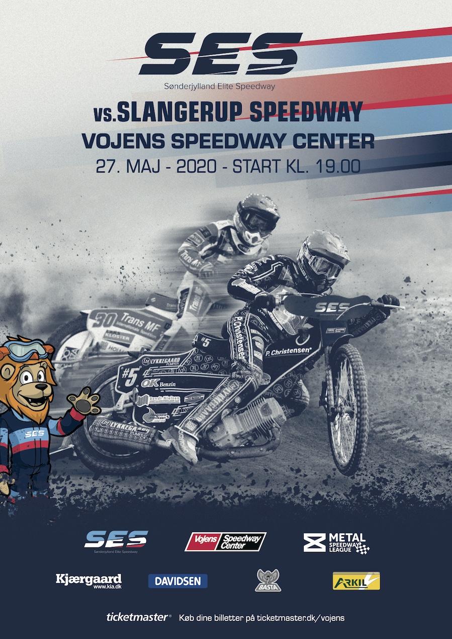 SES vs. Slangerup Speedway
