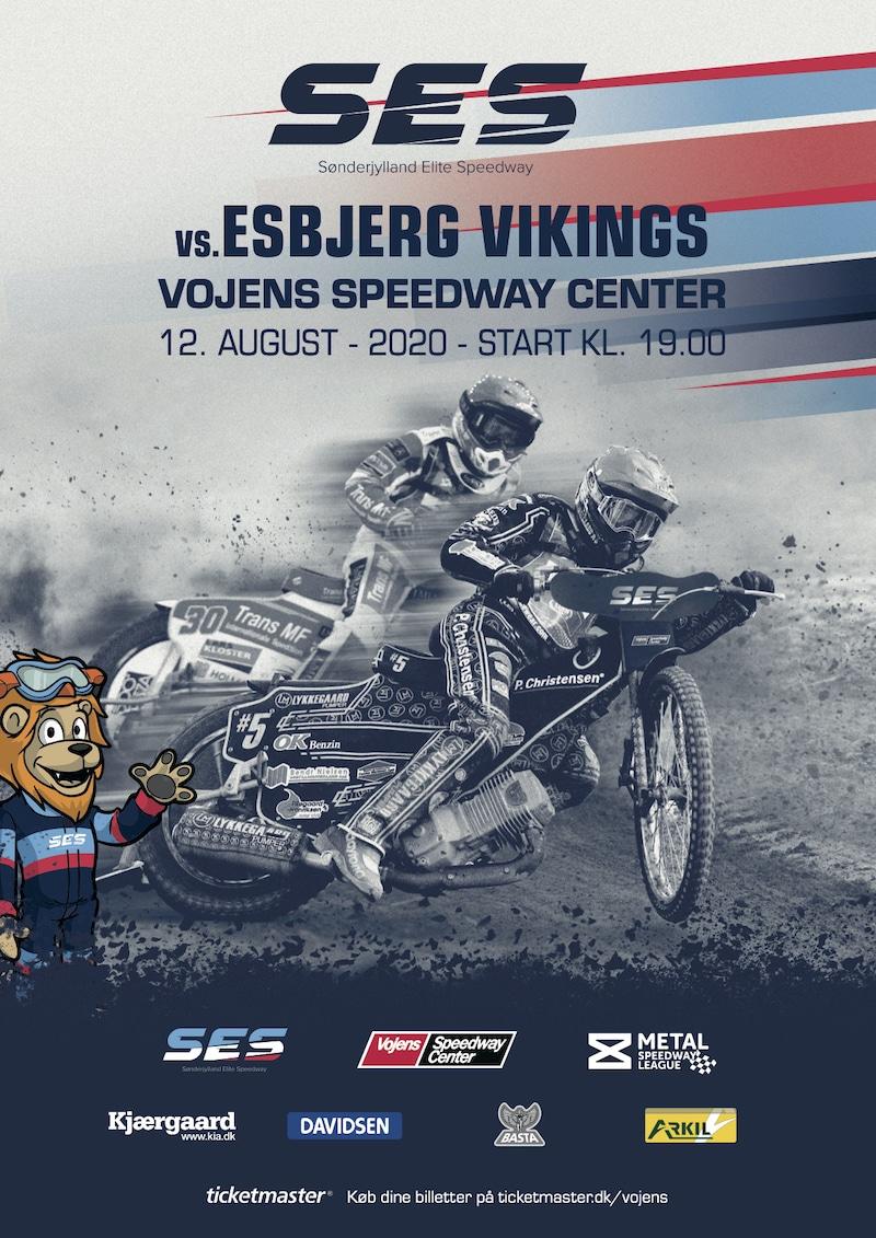 SES vs. Esbjerg Vikings