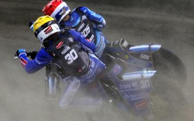 Leon Madsen vinder EM runde igen