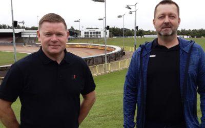 SønderjyskE giver Vojens Speedway en sikker hånd
