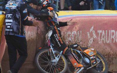 Mikkel Michelsen vinder Europamesterskabet igen, foran Leon Madsen